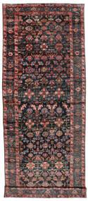 Sautchbulag 1920-1940 Tapis 230X620 D'orient Fait Main Tapis Couloir Noir/Rouge Foncé (Laine, Perse/Iran)