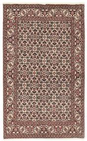 Bidjar Tapis 112X177 D'orient Fait Main Marron Foncé/Gris Clair (Laine, Perse/Iran)