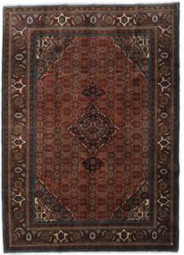 Ardabil Tapis 207X288 D'orient Fait Main Marron Foncé/Rouge Foncé (Laine, Perse/Iran)