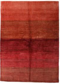 Loribaft Persan Tapis 170X236 Moderne Fait Main Rouille/Rouge/Rouge Foncé (Laine, Perse/Iran)
