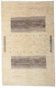 Loribaft Persan Tapis 147X233 Moderne Fait Main Beige/Gris Clair (Laine, Perse/Iran)