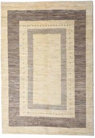 Loribaft Persan Tapis 172X249 Moderne Fait Main Beige/Gris Clair (Laine, Perse/Iran)