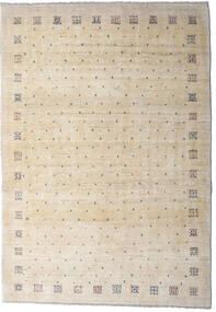 Loribaft Persan Tapis 178X258 Moderne Fait Main Gris Clair/Beige (Laine, Perse/Iran)
