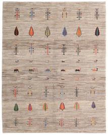 Loribaft Persan Tapis 154X195 Moderne Fait Main Gris Clair/Marron Clair (Laine, Perse/Iran)