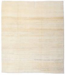 Loribaft Persan Tapis 200X227 Moderne Fait Main Beige/Gris Clair (Laine, Perse/Iran)