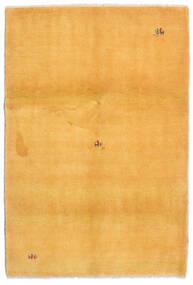 Loribaft Persan Tapis 126X185 Moderne Fait Main Marron Clair/Orange (Laine, Perse/Iran)