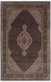 Tabriz Royal Tapis 197X302 D'orient Fait Main Marron Foncé/Marron ( Inde)