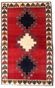 Ghashghaï Tapis 120X195 D'orient Fait Main Rouge/Marron Foncé (Laine, Perse/Iran)