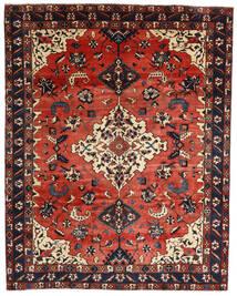 Bakhtiar Tapis 249X317 D'orient Fait Main Gris Foncé/Rouille/Rouge/Rouge Foncé (Laine, Perse/Iran)