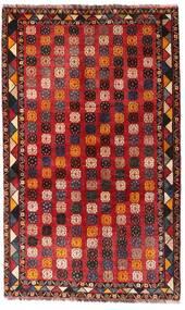 Ghashghaï Tapis 118X196 D'orient Fait Main Rouge Foncé/Rouille/Rouge (Laine, Perse/Iran)