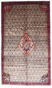 Koliai Tapis 152X260 D'orient Fait Main Marron Foncé/Gris Clair (Laine, Perse/Iran)