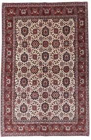 Bidjar Tapis 138X210 D'orient Fait Main Marron Foncé/Rouge Foncé (Laine, Perse/Iran)