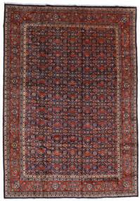 Mahal Tapis 267X378 D'orient Fait Main Rouge Foncé/Marron Foncé Grand (Laine, Perse/Iran)