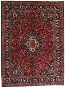 Mashad Tapis 289X390 D'orient Fait Main Rouge Foncé/Gris Foncé Grand (Laine, Perse/Iran)