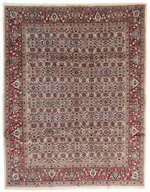 Mahal Tapis 245X320 D'orient Fait Main Beige/Marron Foncé (Laine, Perse/Iran)