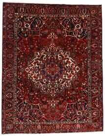 Bakhtiar Tapis 277X356 D'orient Fait Main Rouge Foncé/Marron Foncé Grand (Laine, Perse/Iran)