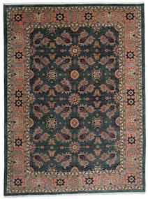 Ardabil Tapis 295X393 D'orient Fait Main Noir/Rouge Foncé Grand (Laine, Perse/Iran)