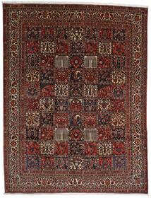Bakhtiar Tapis 298X390 D'orient Fait Main Marron Foncé/Rouge Foncé Grand (Laine, Perse/Iran)