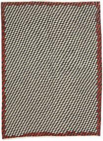 Kilim Moderne Tapis 213X287 Moderne Tissé À La Main Beige/Noir (Laine, Afghanistan)