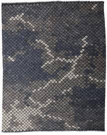 Kilim Moderne Tapis 233X288 Moderne Tissé À La Main Gris Foncé (Laine, Afghanistan)