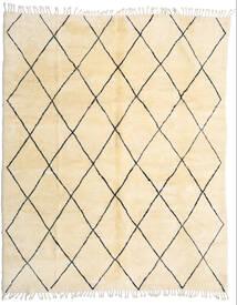 Berber Moroccan - Beni Ourain Tapis 280X345 Moderne Fait Main Beige/Beige Foncé Grand (Laine, Maroc)