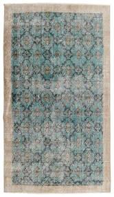 Vintage Heritage Tapis 112X197 Moderne Fait Main Gris Clair/Bleu Turquoise (Laine, Perse/Iran)