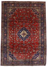 Jozan Tapis 212X300 D'orient Fait Main Rouge Foncé/Bleu Foncé (Laine, Perse/Iran)