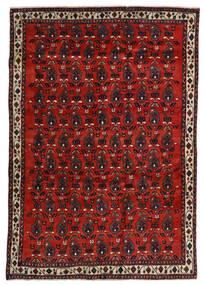 Afshar Tapis 172X250 D'orient Fait Main Rouge Foncé/Rouille/Rouge (Laine, Perse/Iran)