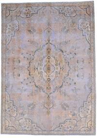 Vintage Heritage Tapis 229X323 Moderne Fait Main Gris Clair/Violet Clair (Laine, Perse/Iran)