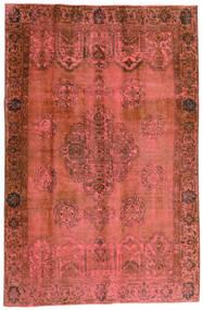 Vintage Heritage Tapis 186X283 Moderne Fait Main Rouge Foncé/Rouge (Laine, Perse/Iran)