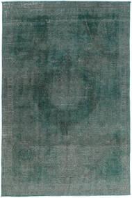 Vintage Heritage Tapis 163X248 Moderne Fait Main Vert Foncé/Turquoise Foncé (Laine, Perse/Iran)