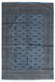 Pakistan Boukhara 3Ply Tapis 169X250 D'orient Fait Main Bleu Foncé/Bleu (Laine, Pakistan)