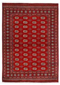 Pakistan Boukhara 3Ply Tapis 173X241 D'orient Fait Main Rouge Foncé/Rouille/Rouge (Laine, Pakistan)
