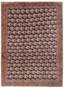 Bidjar Tapis 254X343 D'orient Fait Main Rouge Foncé/Marron Grand (Laine, Perse/Iran)