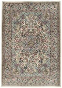 Kerman Sherkat Farsh Tapis 250X350 D'orient Fait Main Gris Clair/Gris Foncé Grand (Laine/Soie, Perse/Iran)