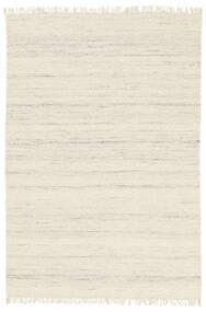 Chinara - Natural/Blanc Tapis 200X300 Moderne Tissé À La Main Beige (Laine, Inde)