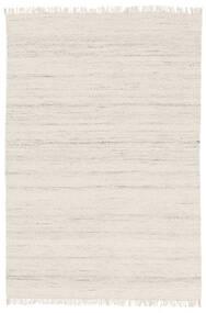 Chinara - Natural/Blanc Tapis 160X230 Moderne Tissé À La Main Beige (Laine, Inde)
