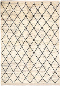 Moroccan Berber - Afghanistan Tapis 171X236 Moderne Fait Main Beige/Gris Clair (Laine, Afghanistan)