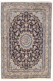 Naïn Tapis 163X249 D'orient Fait Main Gris Clair/Gris Foncé (Laine, Perse/Iran)