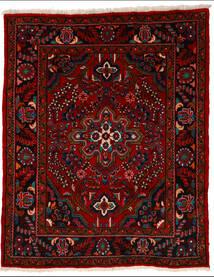 Lillian Tapis 164X205 D'orient Fait Main Rouge Foncé/Rouge (Laine, Perse/Iran)