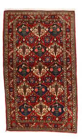 Bakhtiar Collectible Tapis 115X155 D'orient Fait Main Noir/Rouille/Rouge (Laine, Perse/Iran)