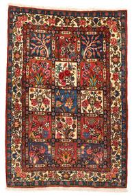 Bakhtiar Collectible Tapis 106X152 D'orient Fait Main Rouge Foncé/Noir (Laine, Perse/Iran)