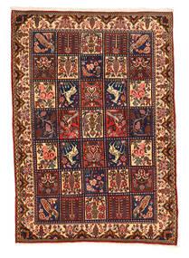 Bakhtiar Collectible Tapis 108X152 D'orient Fait Main Marron Foncé/Noir (Laine, Perse/Iran)