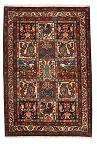 Bakhtiar Collectible Tapis 105X158 D'orient Fait Main Marron Foncé/Rouge Foncé (Laine, Perse/Iran)