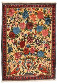 Bakhtiar Collectible Tapis 107X154 D'orient Fait Main Beige Foncé/Rouge (Laine, Perse/Iran)
