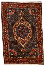Bakhtiar Collectible Tapis 107X160 D'orient Fait Main Marron Foncé/Rouge Foncé (Laine, Perse/Iran)