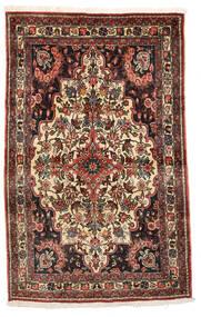 Bakhtiar Collectible Tapis 105X165 D'orient Fait Main Marron Foncé/Beige (Laine, Perse/Iran)