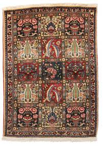 Bakhtiar Collectible Tapis 109X152 D'orient Fait Main Marron Foncé/Beige (Laine, Perse/Iran)