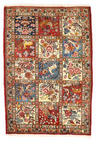 Bakhtiar Collectible Tapis 110X157 D'orient Fait Main Gris Foncé/Beige (Laine, Perse/Iran)