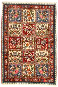 Bakhtiar Collectible Tapis 107X155 D'orient Fait Main Marron Foncé/Beige (Laine, Perse/Iran)